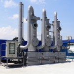 Wet Scrubber Systems for Air